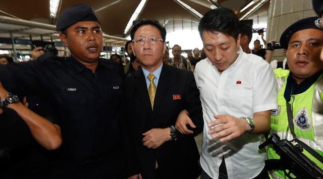 Dubes-Korut-Kang-Chol-diusir-oleh-Pemerintah-Malaysia