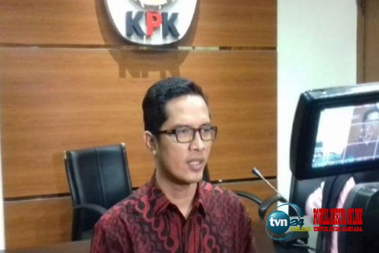 Lakukan OTT, Walikota Tegal Siti Mashita diangkut KPK