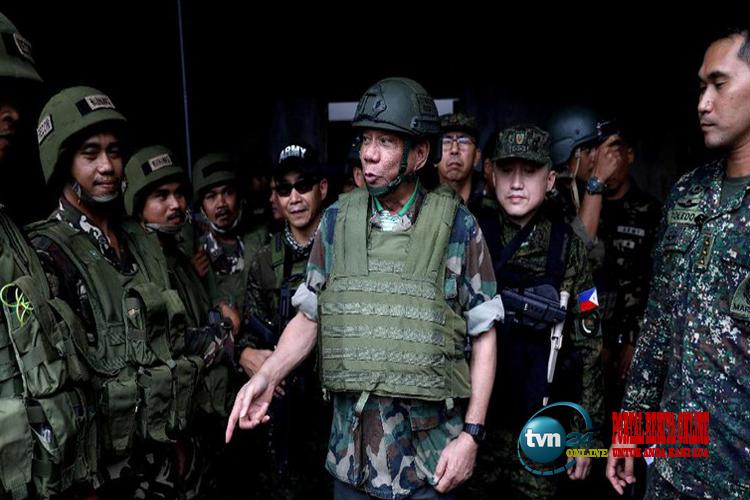 Ingin memerangi militan ISIS, Duterte siap buka perbatasan untuk Indonesia dan Malaysia