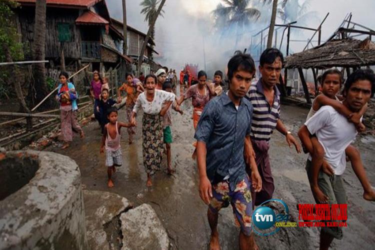 Kecam krisis kemanusiaan di Myanmar, Jokowi kirim Menlu Retno ke Bangladesh