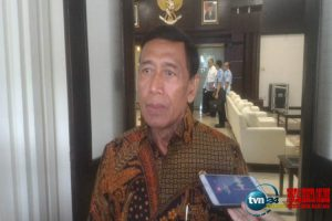 Panglima TNI dilarang mengunjungi AS, ini penjelasan Menkopolhukam Wiranto