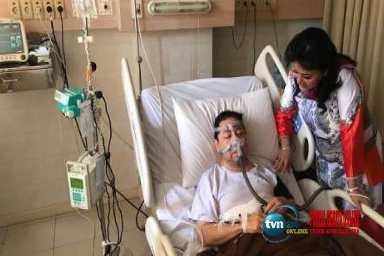 Praperadilan dikabulkan, diam-siam Setya Novanto telah pulang dari RS Premier