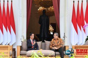 SBY bertemu Jokowi, ini yang disampaikan SBY