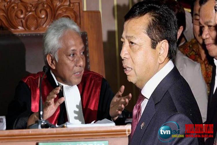 Sebelum menangkan Praperadilan Novanto, Hakim Cepi sudah 4 kali dilaporkan ke KY