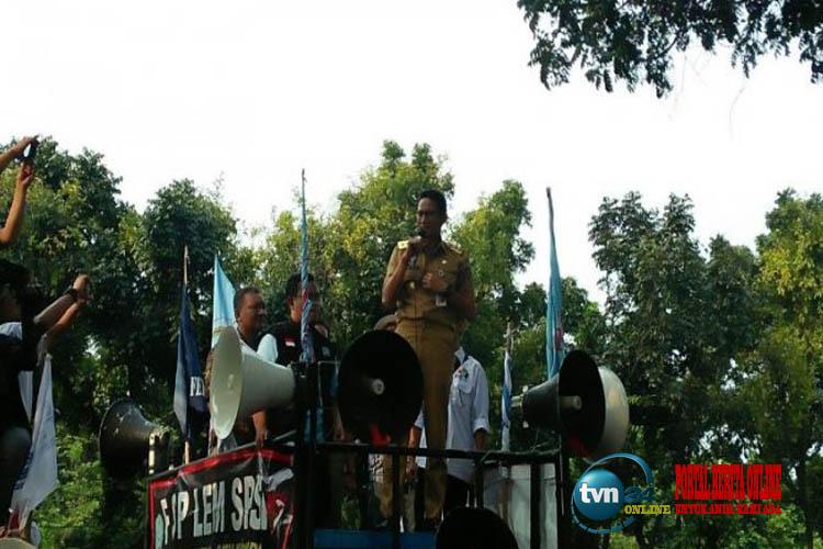 Buruh kecewa dengan Anies, UMP Jakarta selisih Rp.300.000