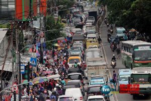 Tanah Abang macet dan semrawut, Sandiaga salahkan pembangunan jalan