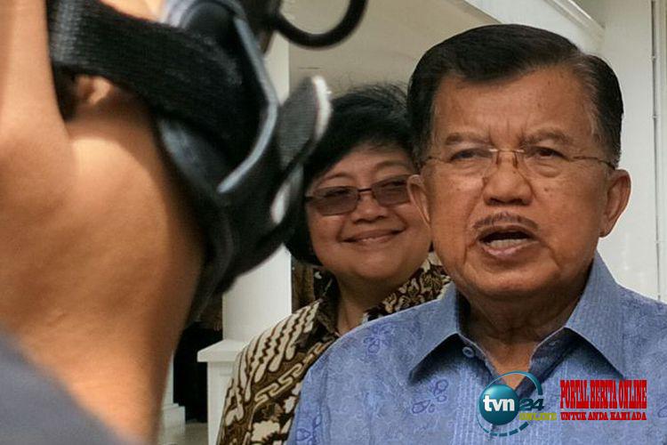 Terkait ancaman boikot produk AS, Jusuf Kalla : Berani tidak boikot Iphone dan Google ?