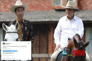 Gelar voting presiden, Fadli Zon terkejut Jokowi kalahkan Prabowo