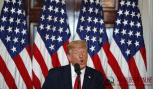 Trump Usul Tunda Pemilu karena Corona