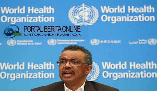 WHO Sebut Anak Muda Juga Berisiko Terinfeksi Virus Corona