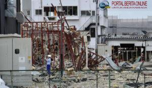 Restoran Meledak di Jepang Tewaskan 1 Orang