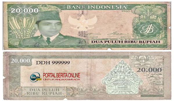 Selain Ubah Lambang Negara, Paguyuban Tunggal Rahayu Cetak Uang Sendiri, Lihat Nih!