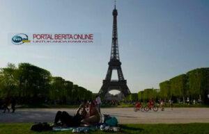2 Wanita Penusuk Perempuan Berjilbab di Menara Eiffel Dijerat Pasal Berlapis
