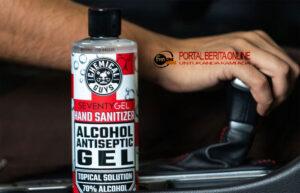 Minum Hand Sanitizer Saat Pesta karena Kehabisan Miras, 7 Orang Tewas