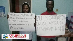 Asrama Dikepung Aparat, Mahasiswa Papua di Ambon Terisolasi