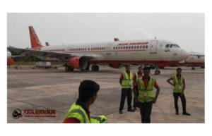 Diterbangkan 4 Pilot Wanita, Air India Sukses Tempuh AS-India Sekali Jalan