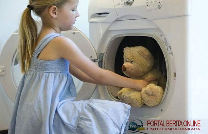 Kasus Anak Pra Sekolah Tewas di Mesin Cuci yang Menyala